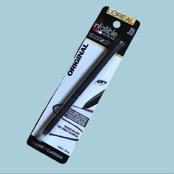 L'Oreal Other - L'Oreal Infallible Mechanical Eyeliner 521 Slate
